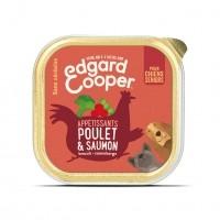 Pâtée en barquette pour chien - Edgard & Cooper Pâtée sans céréales Senior - 11 x 150g