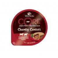 Pâtée en barquette pour chien - Wellness CORE Chunky Centers
