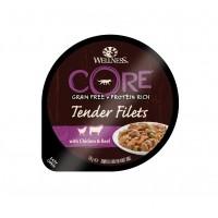 Pâtée en barquette pour chien - Wellness CORE Tender Filets - 6 x 170 g
