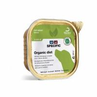 Pâtée en barquette pour chien - SPECIFIC™ BIO Organic Diet - Lot 5 x 300 g