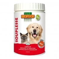 Complément articulations pour chien et chat - Souplesse Biofood
