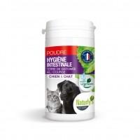 Poudre hygiène intestinale  - Poudre Hygiène Intestinale ail et courge  Naturly's