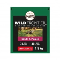 Croquettes pour chat - Nutro Wild Frontier Chat adulte