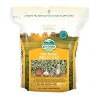 Foin pour lapin et rongeurs - Foin Orchard Grass Oxbow