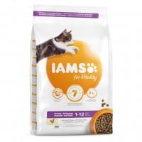 Croquettes pour chaton - IAMS Vitality Kitten - Poulet IAMS