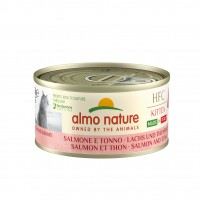 Pâtée en boîte pour chaton - Almo Nature HFC Complete Made In Italy Kitten - Lot de 24 x 70 g Almo Nature HFC Complete MII