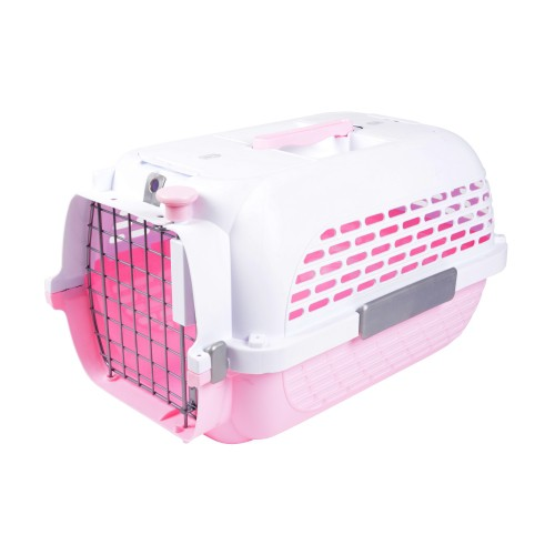 Transport du chat - Caisse de transport Pet carrier voyageur pour chats