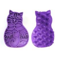 Boutique chaton - Brosse massante Groom Cat  KONG