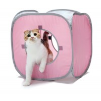 Aire de jeu pour chat - Kitty Play Cube