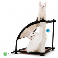 Aire de jeu pour chat - Aire de jeu Climbing Hill Kitty City