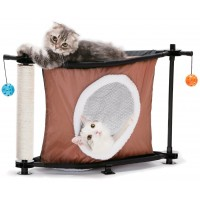 Aire de jeu pour chat - Sleepy Corner Kitty City