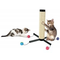 Griffoir pour chaton et chat - Griffoir Play Zone Kitty City