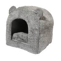 Igloo pour chat et chien - Igloo Teddy Bear Rosewood Rosewood