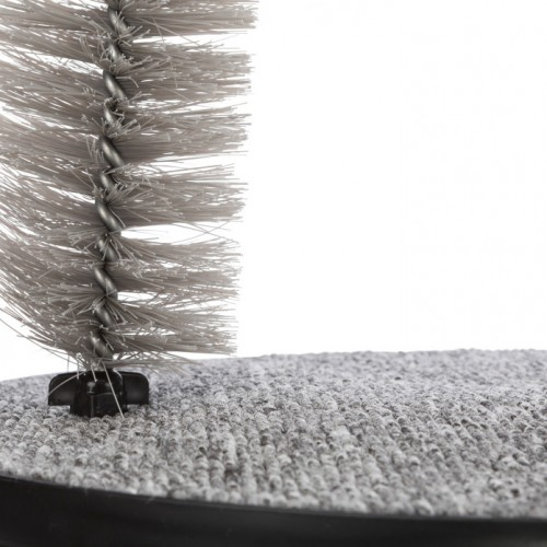 Shampooing et toilettage - Arc de massage et de soin du pelage pour chats