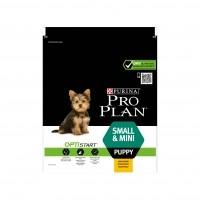 Croquettes pour chien - PURINA PROPLAN Small & Mini Puppy OptiStart Poulet Small & Mini Puppy OptiStart Poulet