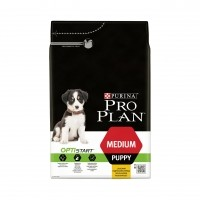 Croquettes pour chien - PURINA PROPLAN Medium Puppy OptiStart Poulet Medium Puppy OptiStart Poulet