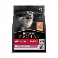Croquettes pour chien - PURINA PROPLAN Medium Puppy Sensitive Skin OptiDerma Saumon