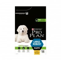 Croquettes pour chien - PURINA PROPLAN Large Robust Puppy OptiStart Poulet Large Robust Puppy OptiStart Poulet