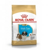 Croquettes pour chien - ROYAL CANIN Breed Nutrition Shih Tzu Junior
