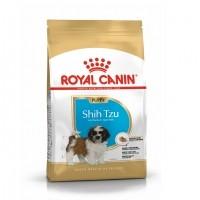 Croquettes pour chien - Royal Canin Shih Tzu Puppy Shih Tzu Junior