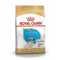 Croquettes pour chien - Royal Canin Bouledogue Français Puppy Bouledogue Français Junior