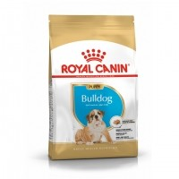 Croquettes pour chien - ROYAL CANIN Breed Nutrition Bulldog Junior (Bulldog anglais)