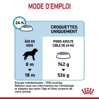 Croquettes pour chien - ROYAL CANIN Size Nutrition Giant Junior