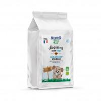 Croquettes pour chiot - Nestor Bio Chiot Toutes Races Sans Céréales Nestor Bio
