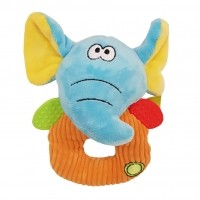 Peluche pour chien - Peluche Donut Mini Circus Agrobiothers