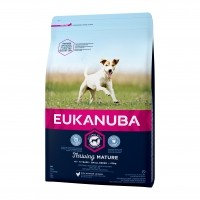 Croquettes pour chien - Eukanuba Thriving Mature Small Breed - Poulet