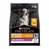 Croquettes pour chien - PURINA PROPLAN Medium & Large Adult 7+ OptiAge Poulet Medium & Large Adult 7+ OptiAge Poulet