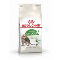 Croquettes pour chat - Royal Canin Outdoor 7+ Outdoor 7+