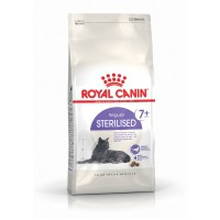 Croquettes pour chat - Royal Canin Sterilised 7+ Sterilised 7+