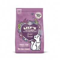 Croquettes pour chat - Lily's Kitchen Senior Sans Céréales Senior Sans Céréales