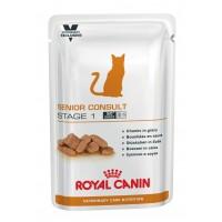 Sachet fraîcheur pour chat - Royal Canin Senior Consult Stage 1 Senior Consult Stage 1 - Chat stérilise 7+
