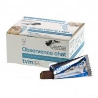 Complément prise de médicaments - Observence Chat TVM