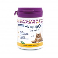Hygiène bucco-dentaire - PlaqueOff Spécial Appétence Chat ProDen
