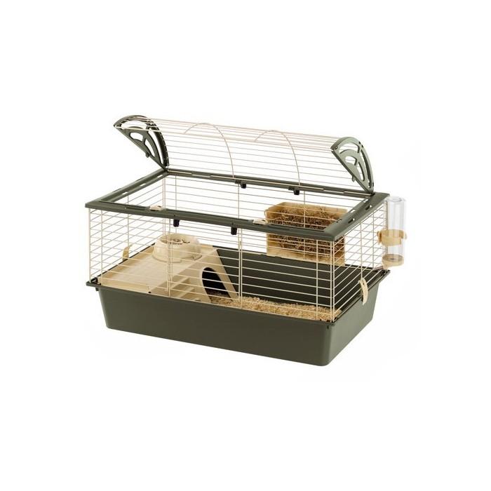 Cage, clapier et enclos rongeur - Cage Casita  pour rongeurs
