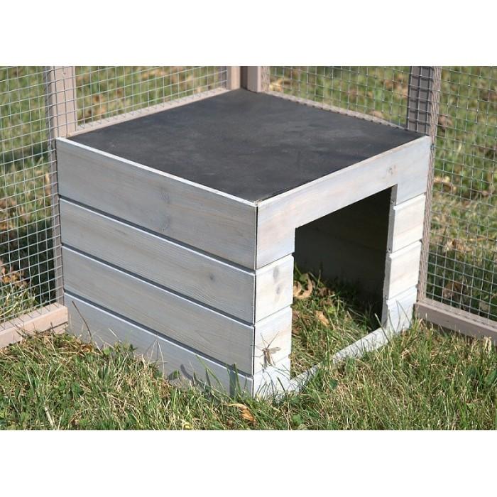 Cage, clapier et enclos rongeur - Enclos Run Out luxe pour rongeurs