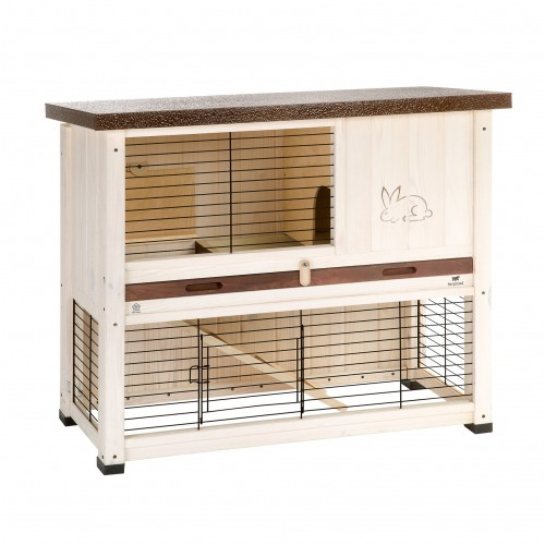 clapier ranch 100 basic clapier pour rongeur ferplast. Black Bedroom Furniture Sets. Home Design Ideas