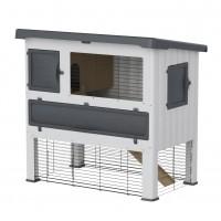cage clapier et enclos rongeur rongeurs chez. Black Bedroom Furniture Sets. Home Design Ideas