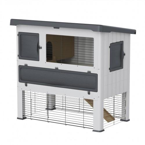 Cage, clapier et enclos rongeur - Clapier Grand Lodge 120 pour rongeurs