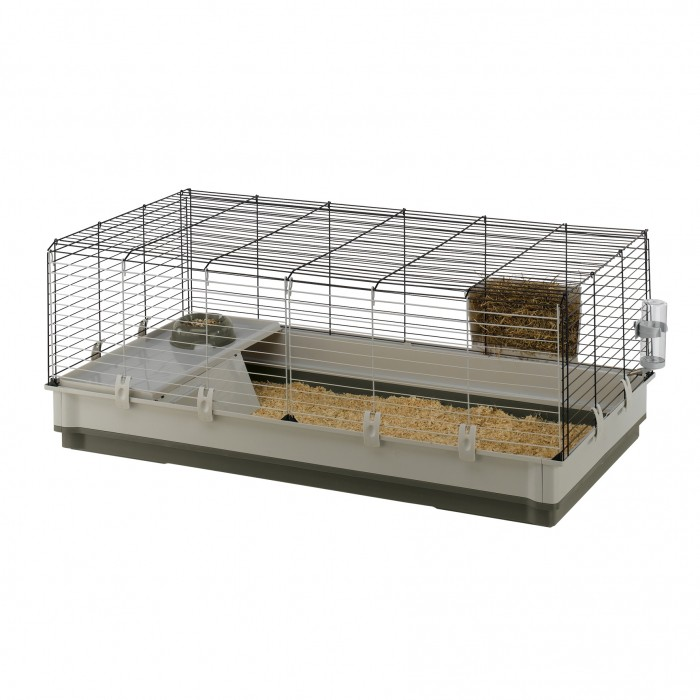Cage, clapier et enclos rongeur - Cage Krolik XL pour rongeurs