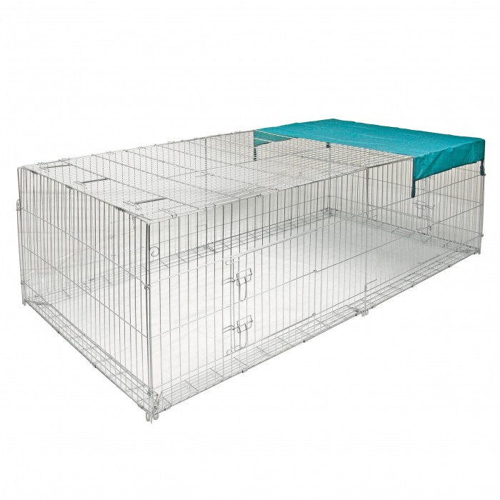 enclos anti fugue enclos pour rongeur kerbl wanimo. Black Bedroom Furniture Sets. Home Design Ideas