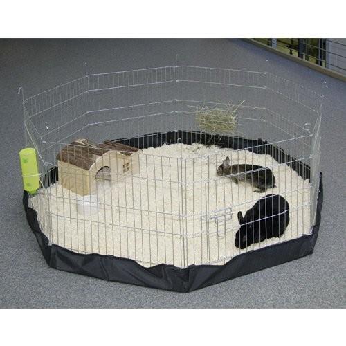 Cage, clapier et enclos rongeur - Enclos 8 panneaux pour rongeurs