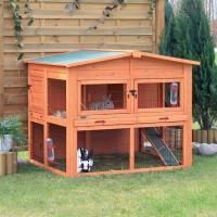 Enclos parc cage pour lapin rat et tous rongeurs wanimo for Enclos lapin interieur