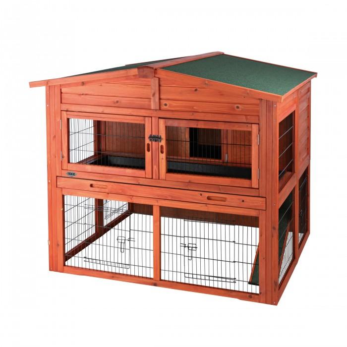 Cage, clapier et enclos rongeur - Clapier Edelweiss pour rongeurs