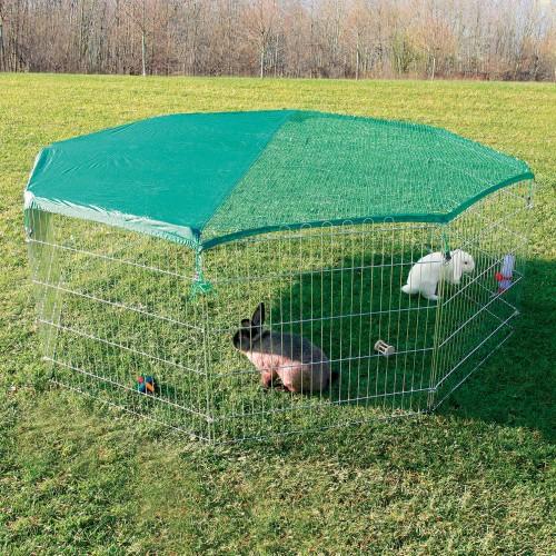 Cage, clapier et enclos rongeur - Enclos Hexagonal pour rongeurs
