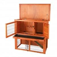 Cage, clapier et enclos rongeur - Clapier Natura