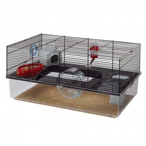 cage favola cage pour hamster et souris ferplast wanimo. Black Bedroom Furniture Sets. Home Design Ideas